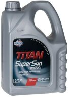 TITAN SUPERSYN LONGLIFE 0W-40 4 литра
